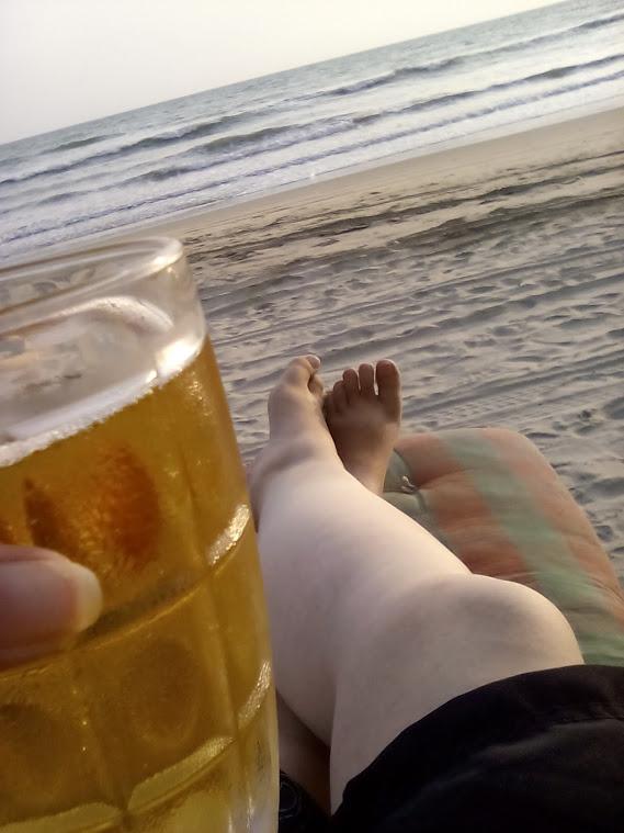 arambol goa vacances plage vie nomade