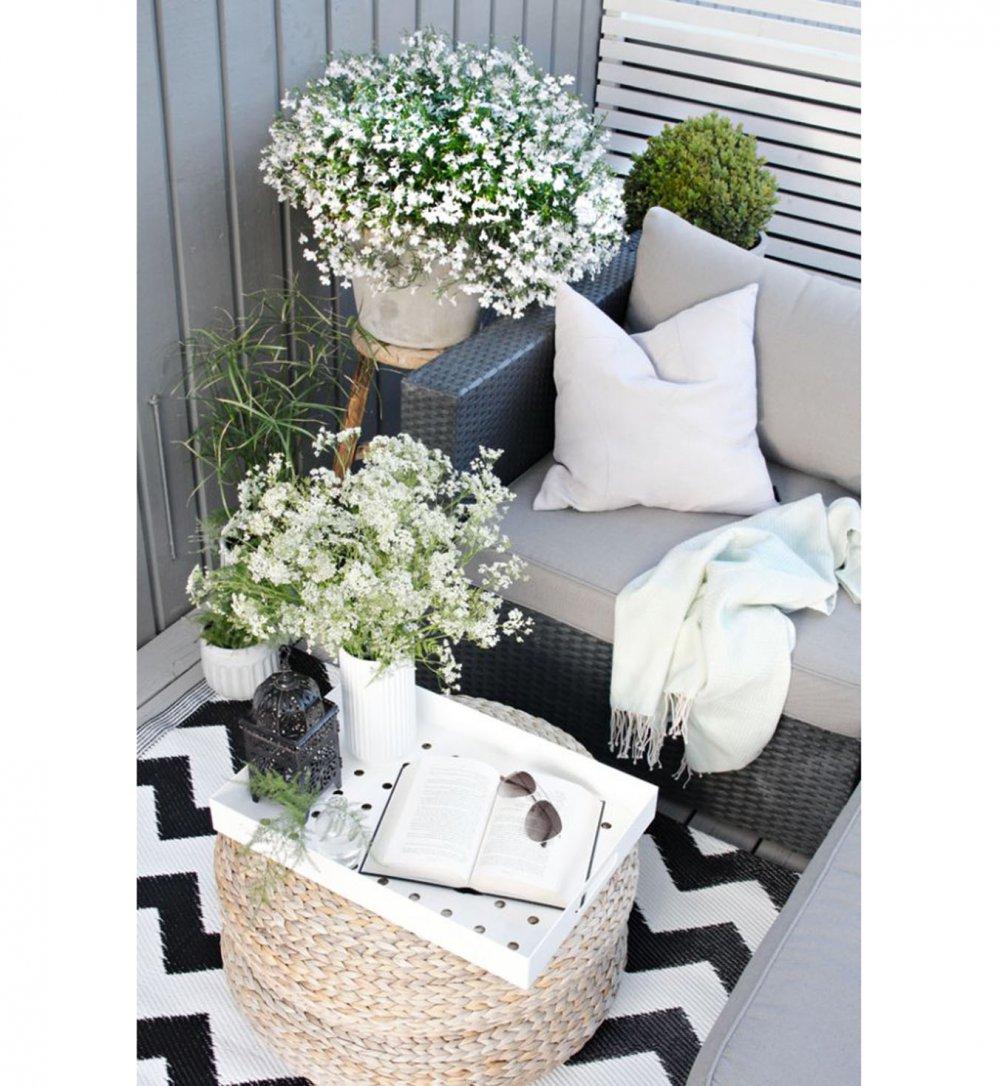 comment decorer son balcon pour noel id e inspirante pour la conception de la maison. Black Bedroom Furniture Sets. Home Design Ideas