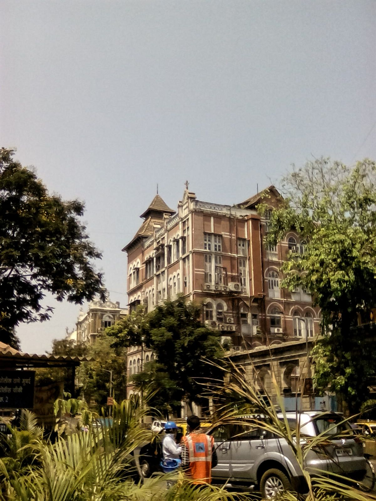 bombay inde du sud architecture