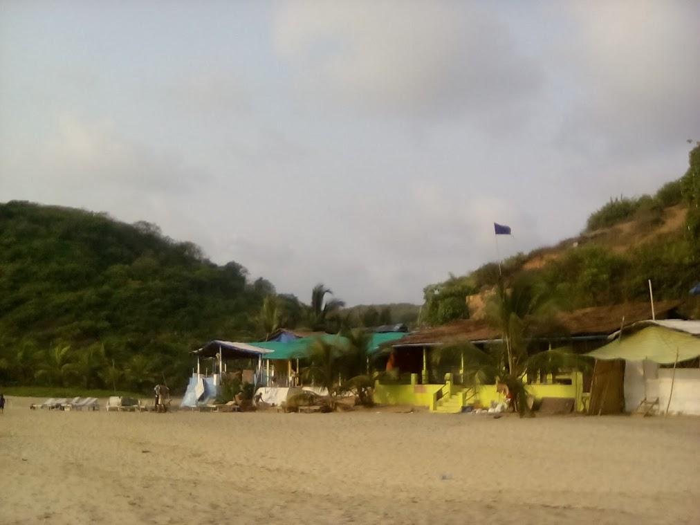 goa sweet lake arambole plage