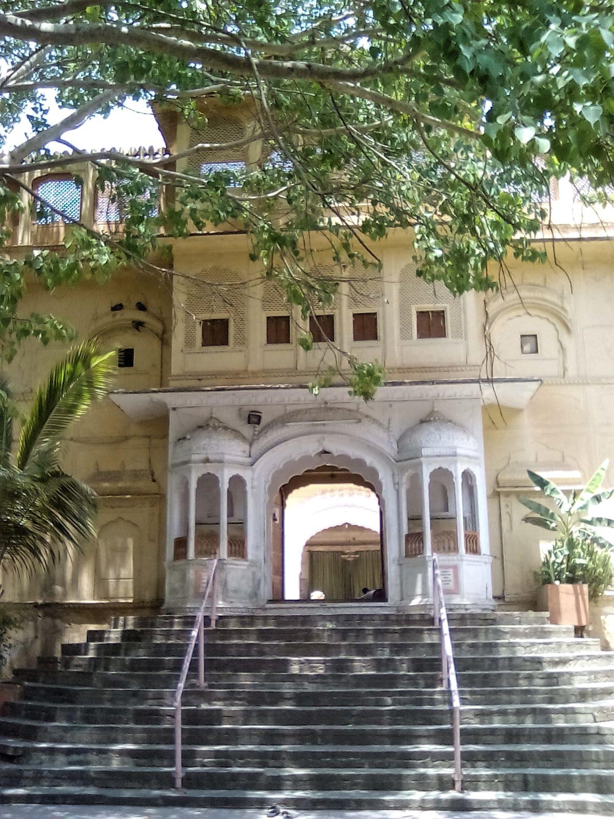 jaipur architecture inde du nord