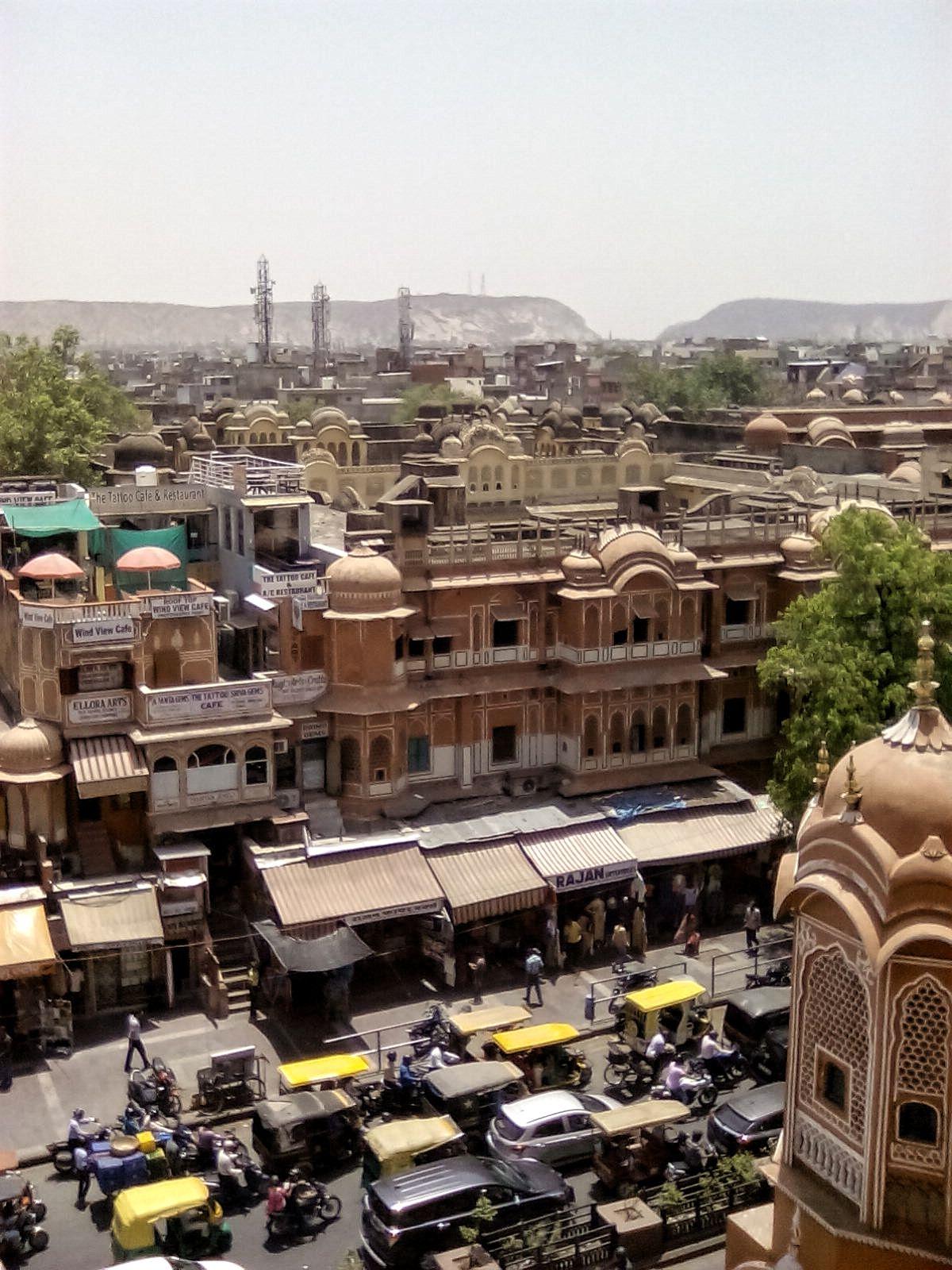 jaipur inde du nord visite decouverte