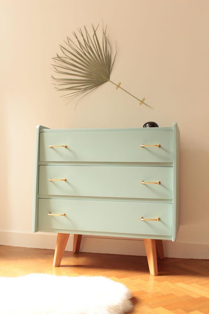 jolie commode personnaliser meuble