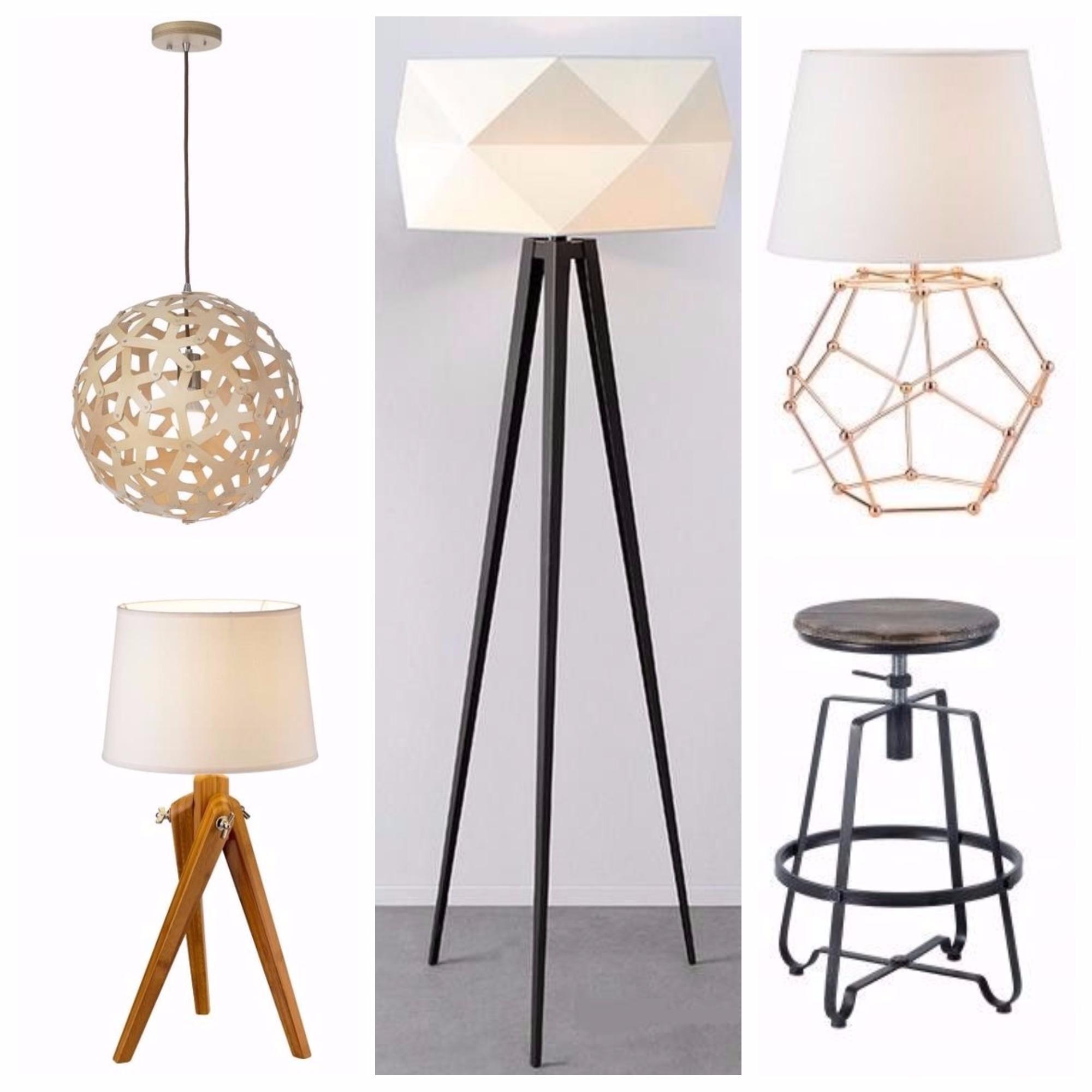luminaire et petit meuble lumiland