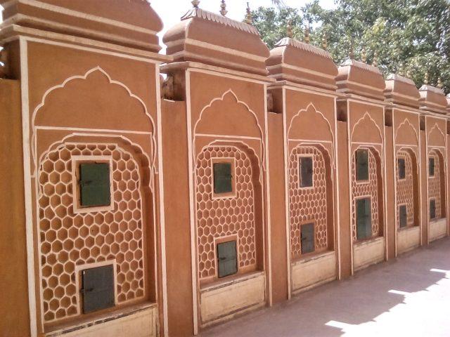 palais des vents harem maharaja jaipur inde visite