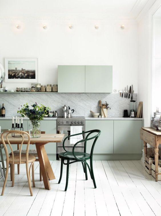 cuisine ouverte salle a manger inpsiration decoration