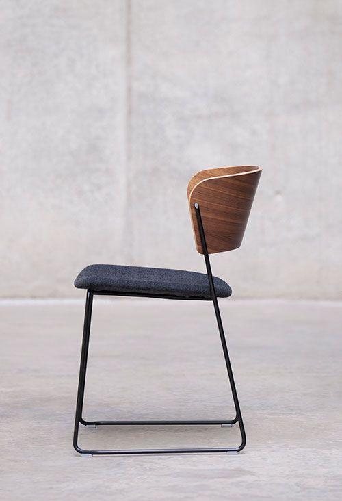 deco mobilier design kinfolk chaise bois metal