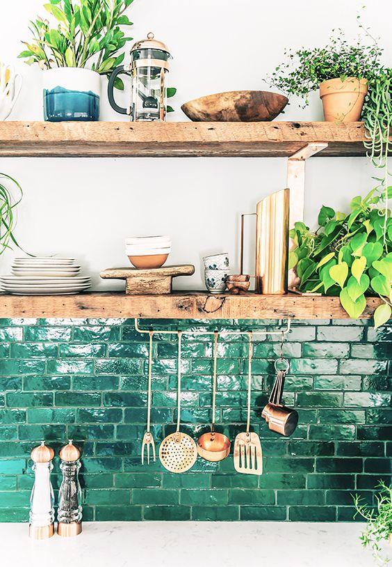 decoration tendance carrelage cuisine