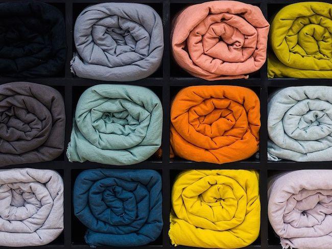 decoration textile lin tendance coup de coeur
