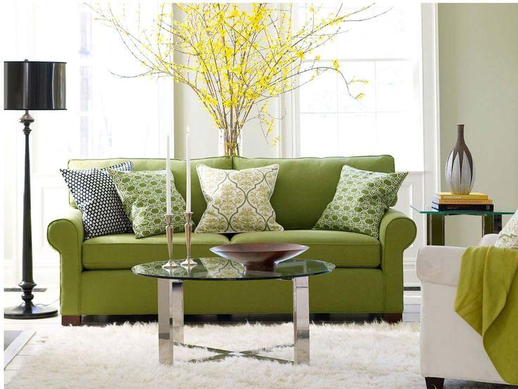 du vert dans la d co cocon d co vie nomade. Black Bedroom Furniture Sets. Home Design Ideas