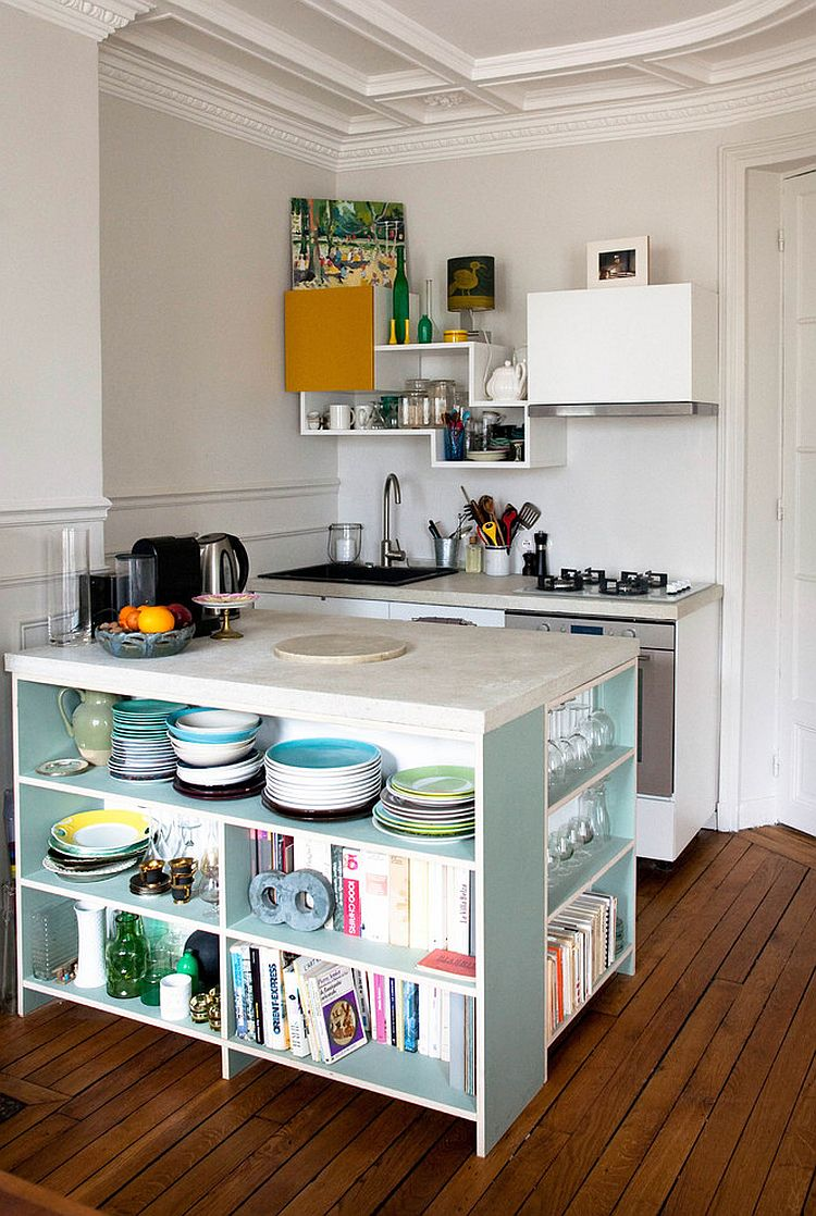 cuisines ouvertes sur la maison cocon d co vie nomade. Black Bedroom Furniture Sets. Home Design Ideas