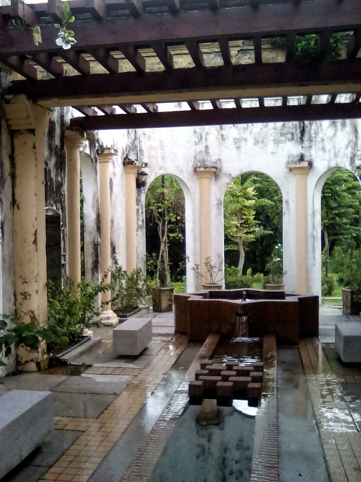 kuala lumpur hibiscus garden visite gratuite malaisie voyage