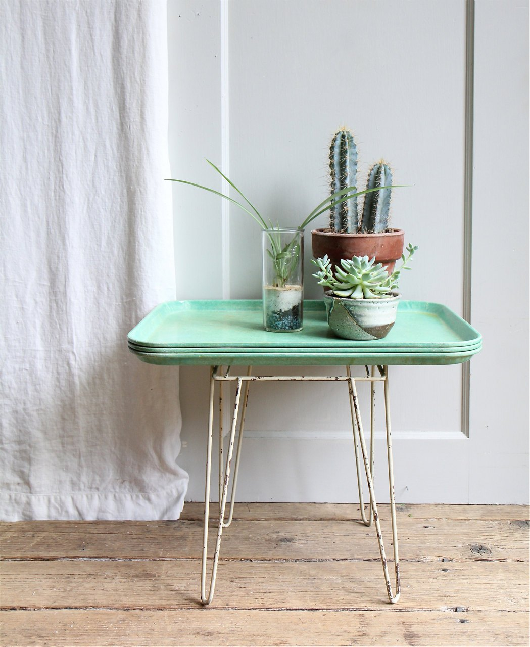 mise en scene deco cactus tendance boheme scandinave decoration