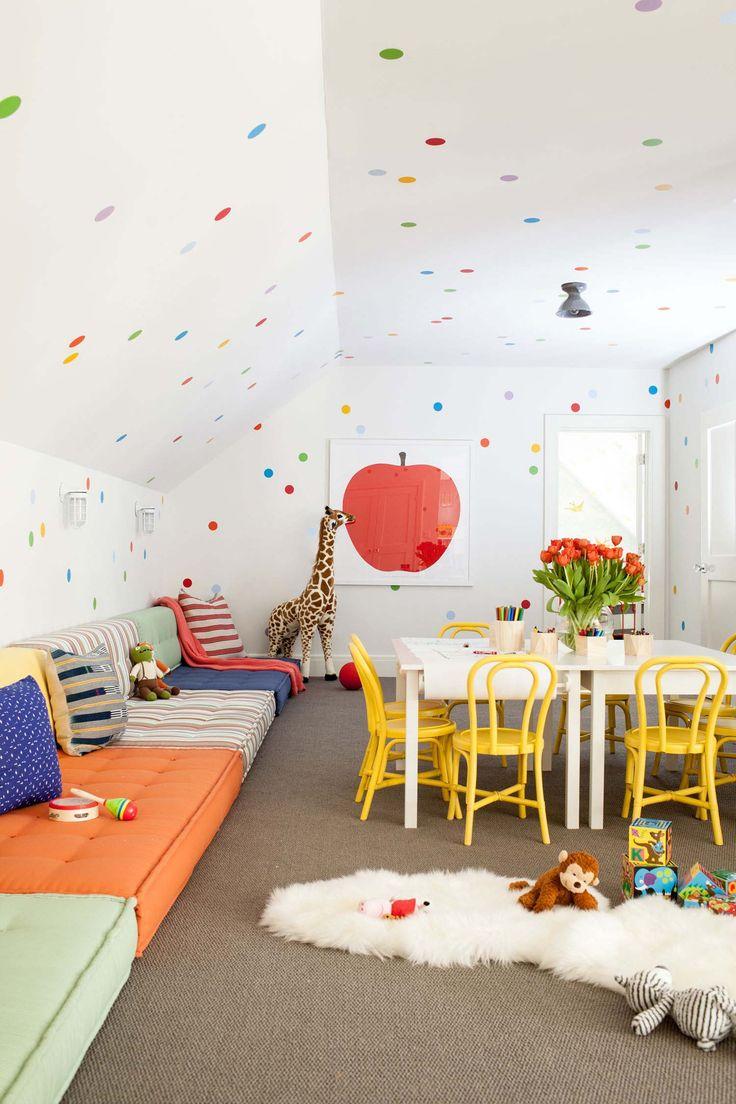 id es d co pour la salle de jeu des enfants cocon d co vie nomade. Black Bedroom Furniture Sets. Home Design Ideas