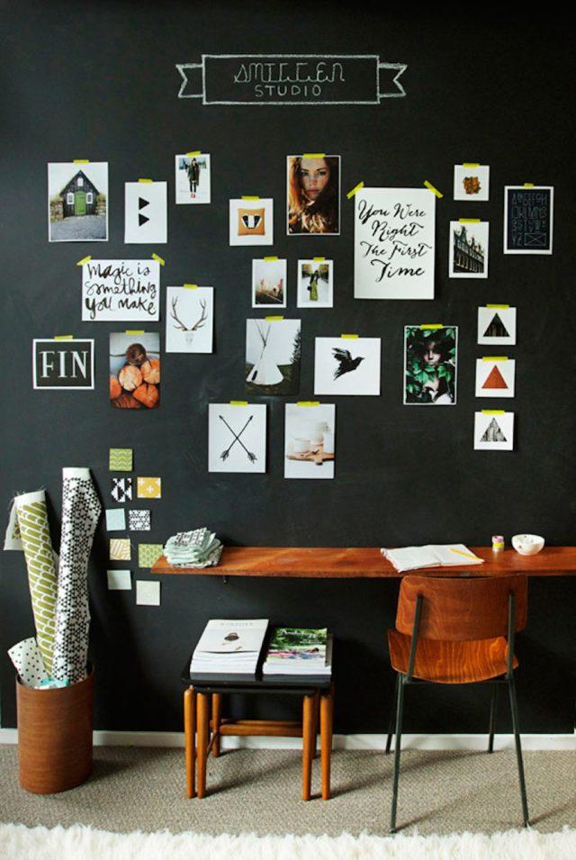 bureau creatif affiche deco