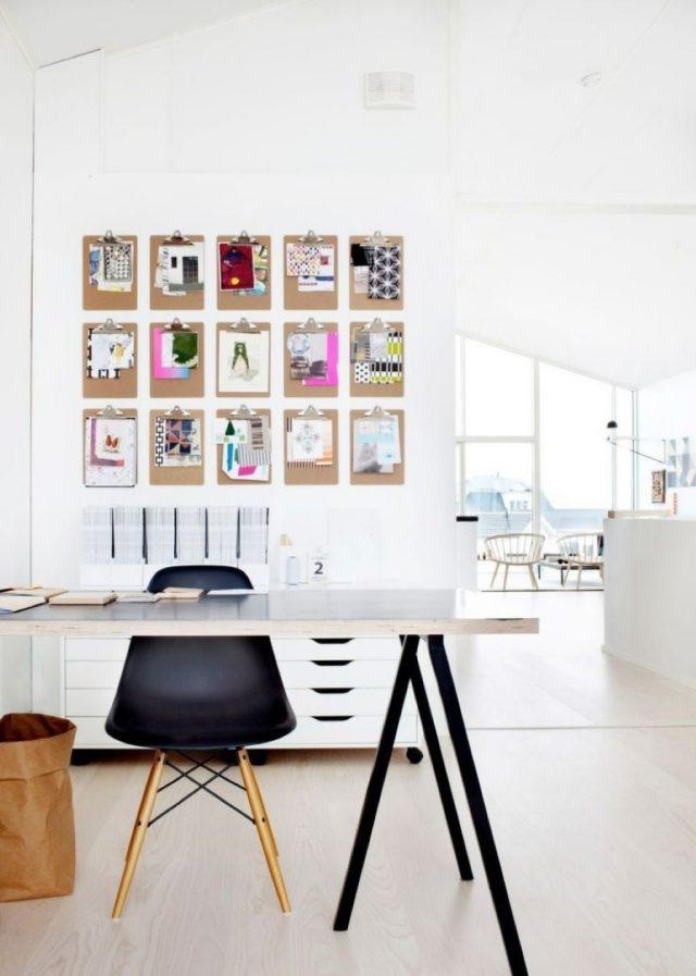 bureau minimaliste et creatif rentree 2017