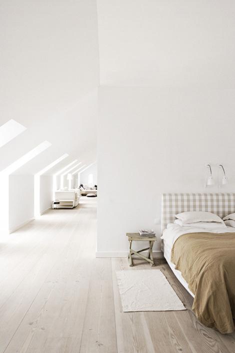 deco chambre claire et lumineuse