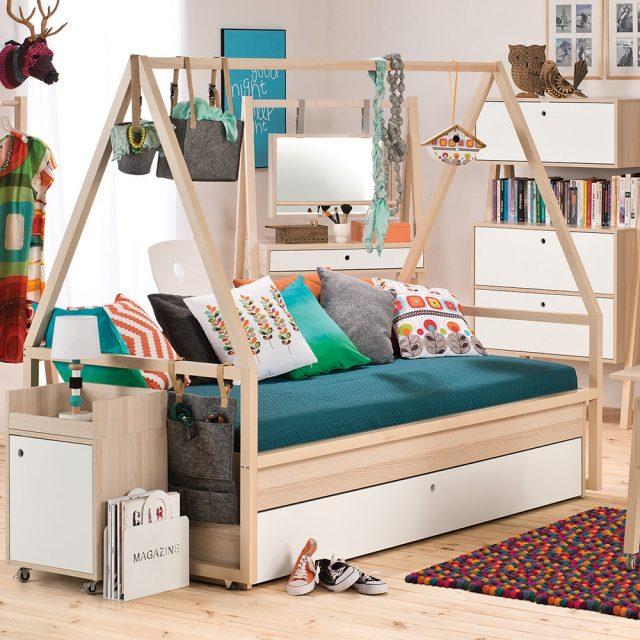 jolis lits d enfant cocon de d coration le blog. Black Bedroom Furniture Sets. Home Design Ideas