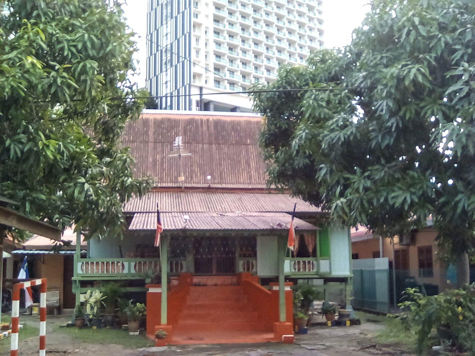 maison architecture malaie melaka asie