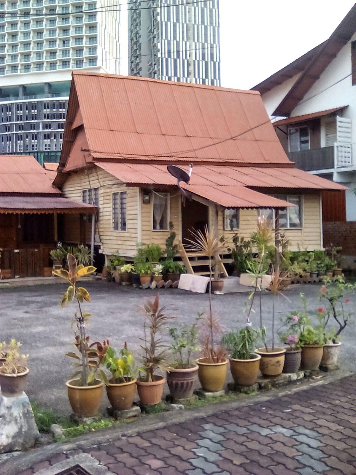 maison decouverte architecture malaie melaka malaisie