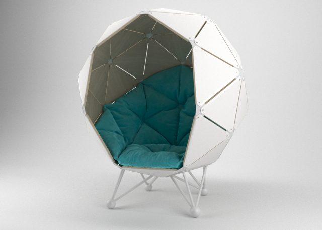 the planet fauteuil design