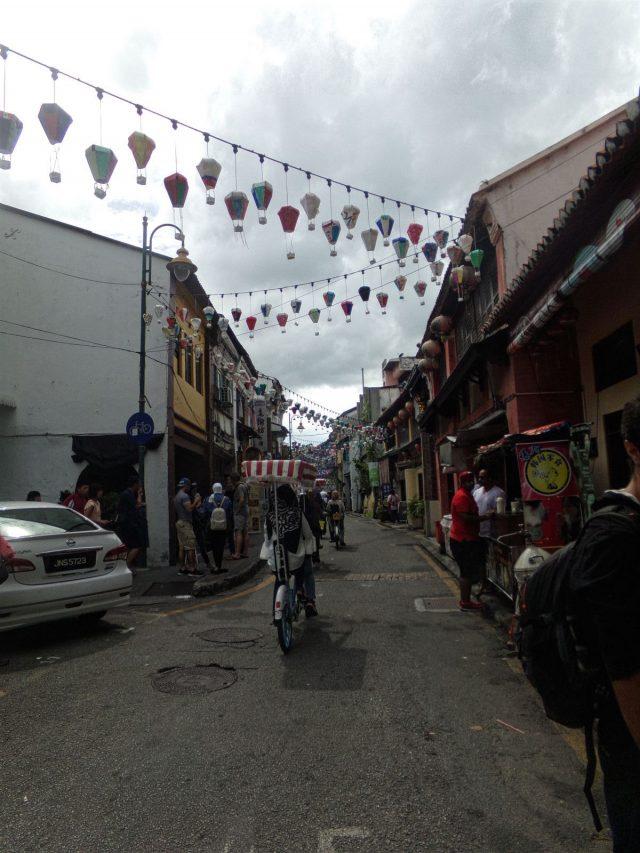 armenian street penang malaisie