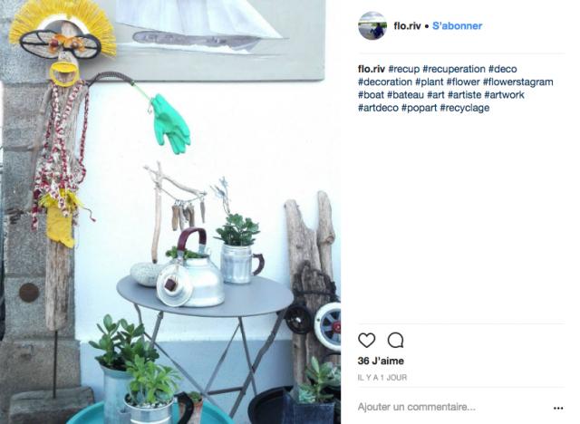 deco instagram recup jardin mobilier