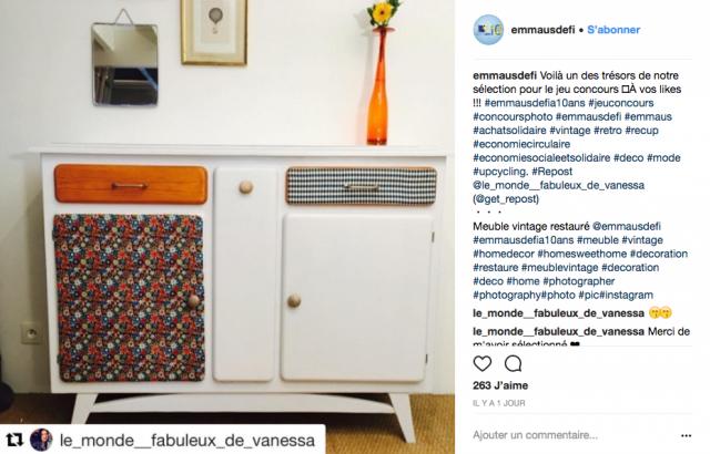 deco recup instagram mobilier vintage