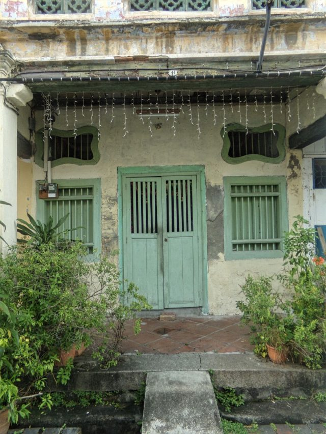 georgetown architecture maison facade vintage