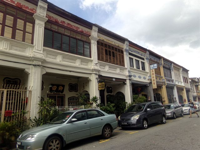 georgetown penang rue maison architecture