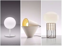 lampe de table shopping deco