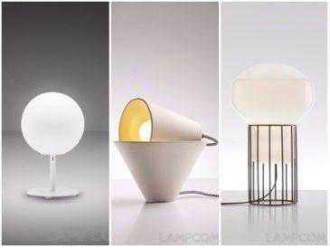 lampe de table shopping deco
