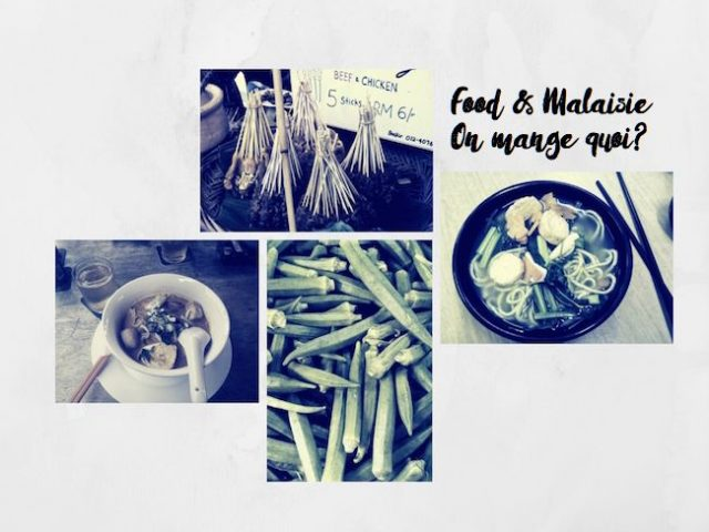nourriture malaisie vie nomade voyage tourisme