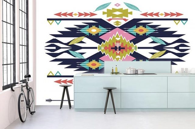 papier peint hacienda scenolia decoration
