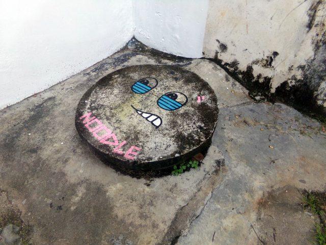 penang street art malaisie