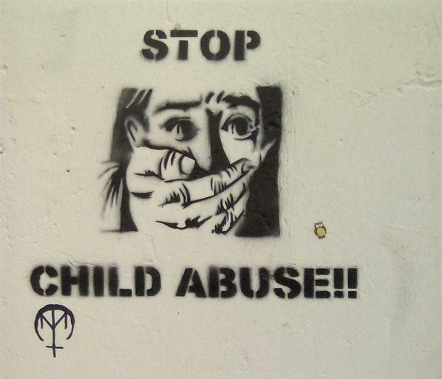 streetart message enfant georgetown vie nomade
