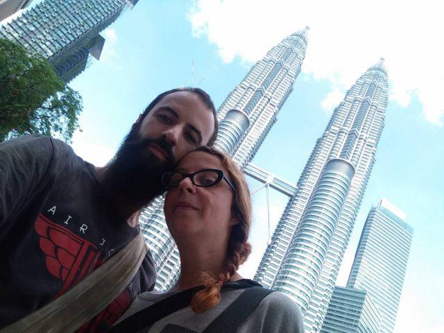 vie nomade asie malaisie couple