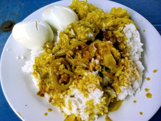 vie nomade nourriture malaisie curry