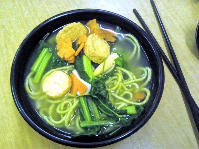 vie nomade nourriture malaisie nouilles bouillon chinois
