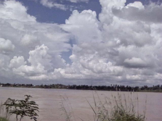 decouverte nong khai frontiere thailande mekong nature