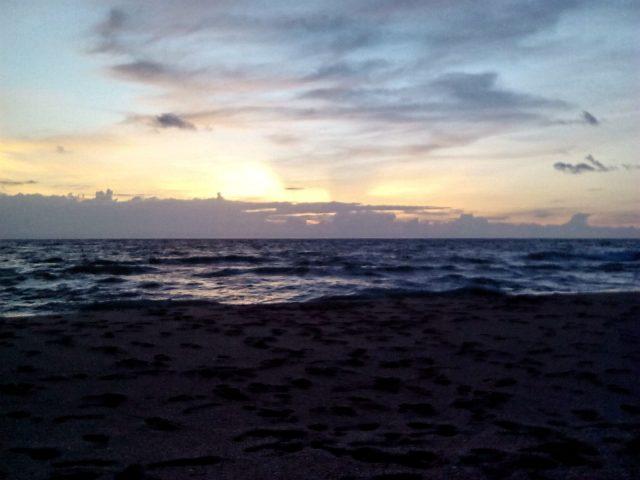 koh lanta coucher de soleil thailande vacances paradis