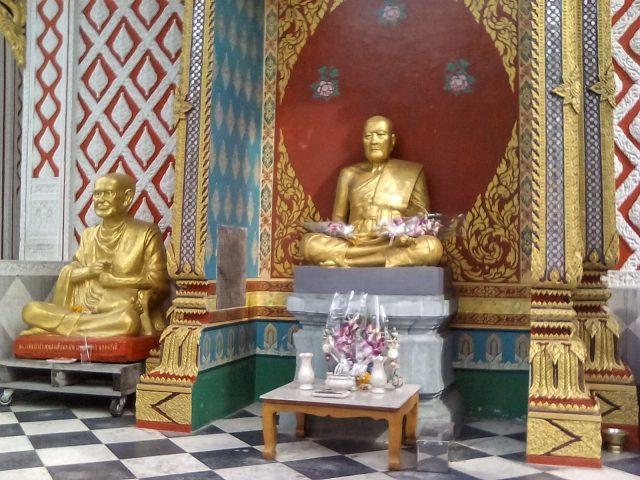 temple bangkok or thailande