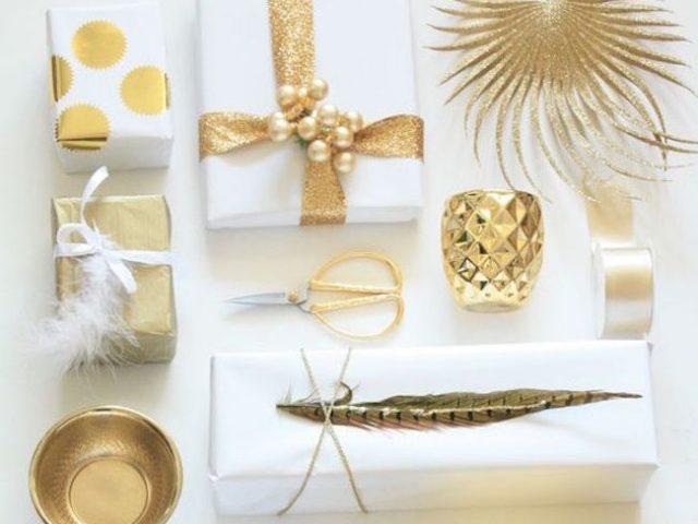 8 fa ons de sublimer vos cadeaux de no l cocon de d coration le blog. Black Bedroom Furniture Sets. Home Design Ideas