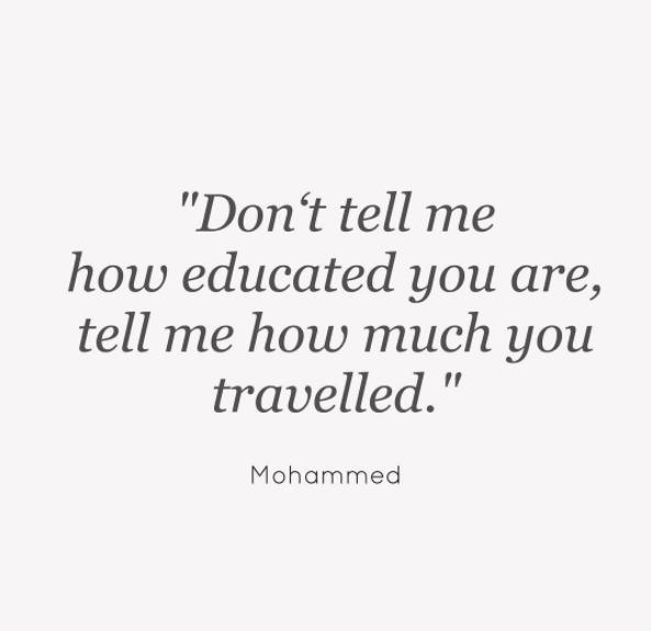citation voyage vie nomade