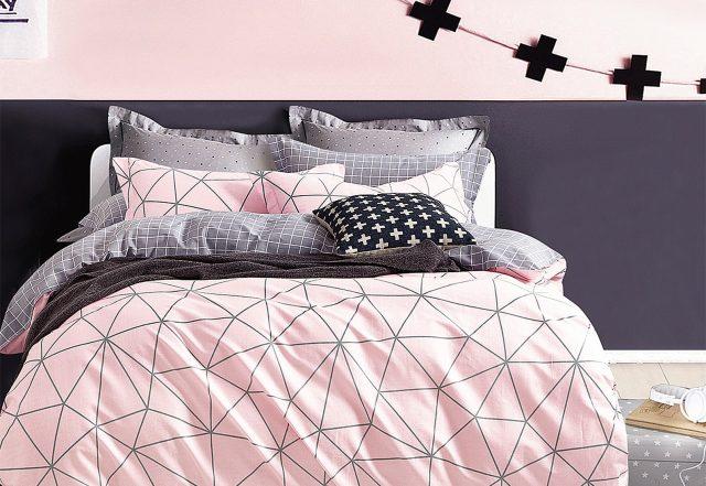 Du blush dans la chambre cocon de d coration le blog for Deco actuelle chambre