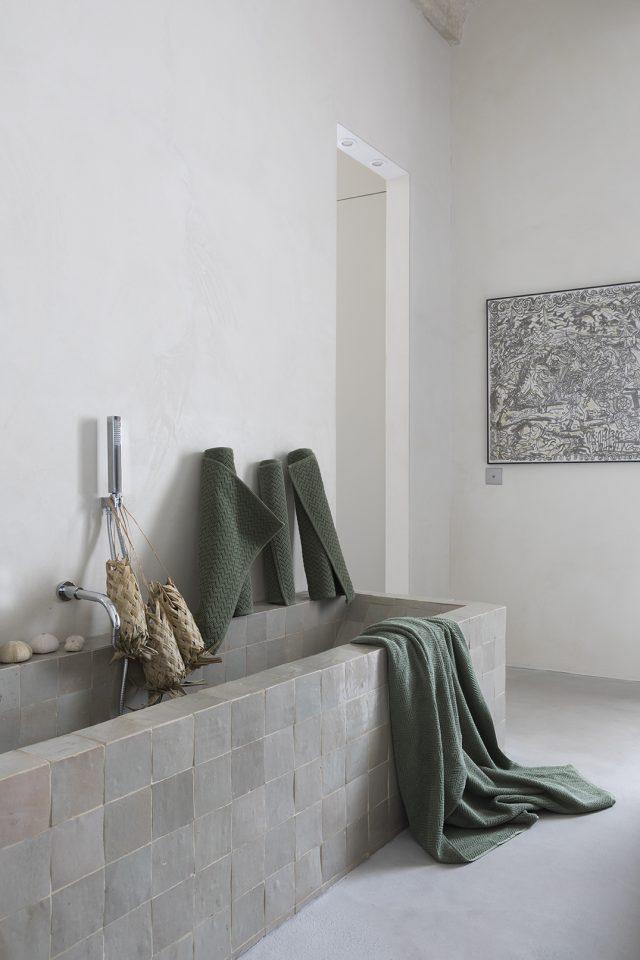 idee textile linge maison