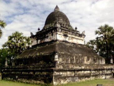 luang prabang bouddhisme temple vat