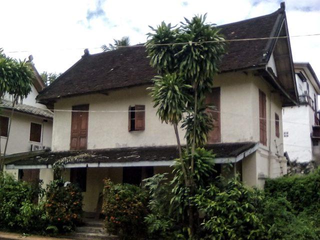 luang prabang laos maison architecture