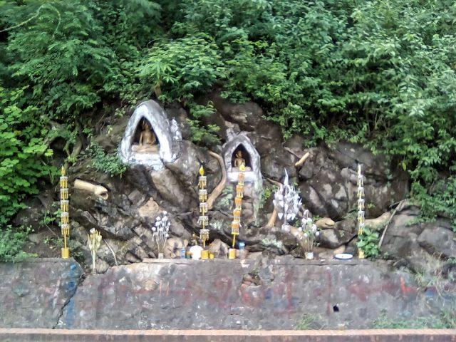 temple montagne bouddhisme luang prabang