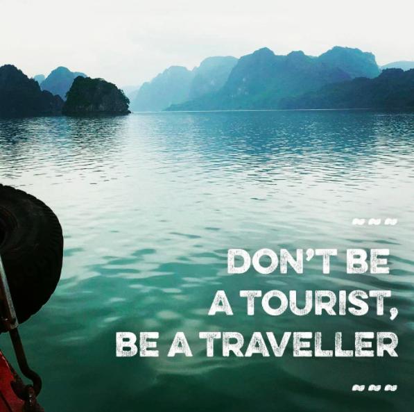 tourisme voyage asie connard